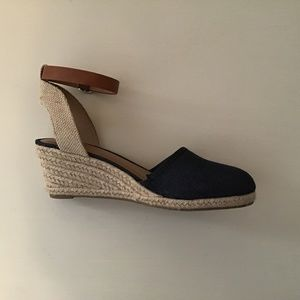 Style and Co. Mailenad Denim Espadrilles
